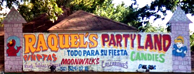 Raquel's Party Land